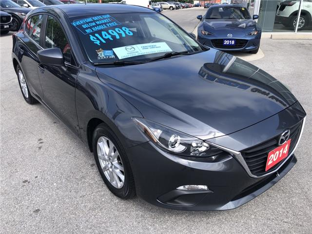 2014 Mazda Mazda3 Sport GS-SKY (Stk: 19081A) in Owen Sound - Image 2 of 17