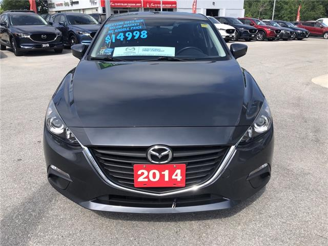 2014 Mazda Mazda3 Sport GS-SKY (Stk: 19081A) in Owen Sound - Image 3 of 17