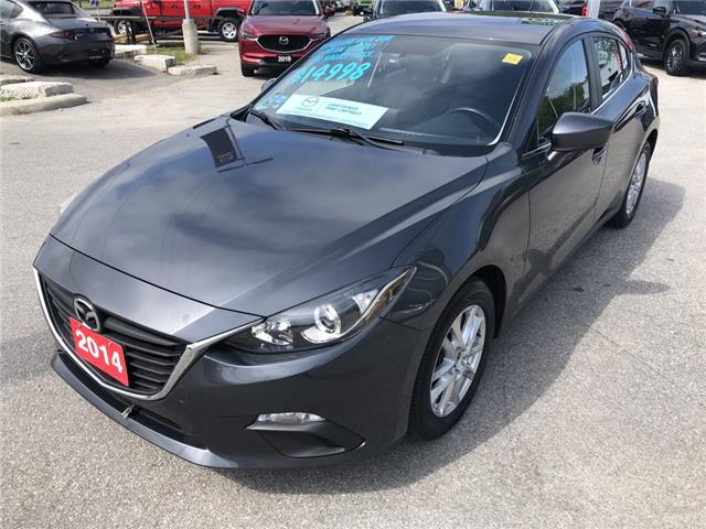 2014 Mazda Mazda3 Sport GS-SKY (Stk: 19081A) in Owen Sound - Image 4 of 17