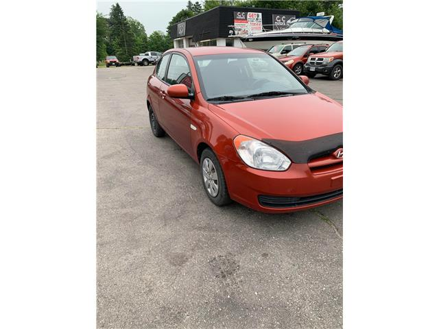 2010 Hyundai Accent GL (Stk: ) in Cobourg - Image 2 of 12