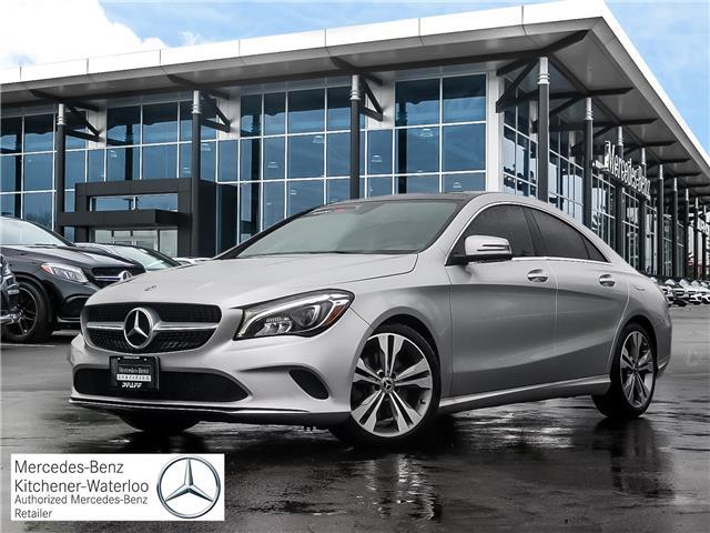 2018 Mercedes-Benz CLA 250 Base (Stk: 37595D) in Kitchener - Image 1 of 17