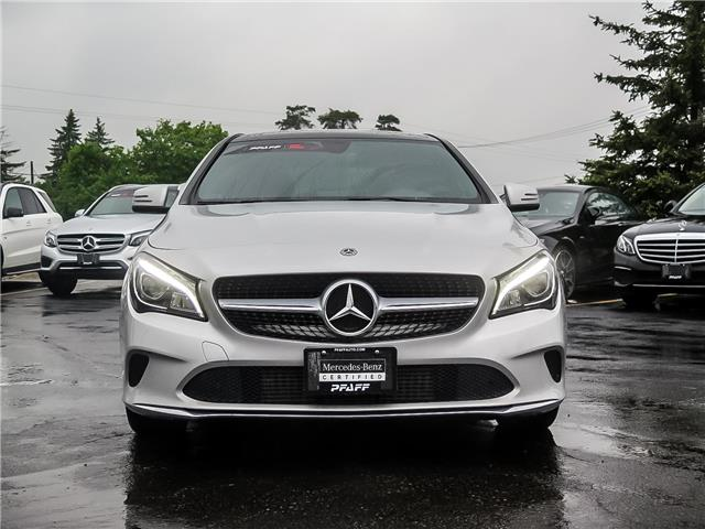 2018 Mercedes-Benz CLA 250 Base (Stk: 37595D) in Kitchener - Image 2 of 17