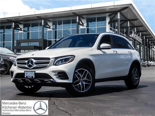2019 Mercedes-Benz GLC 300 Base (Stk: 38736D) in Kitchener - Image 1 of 18