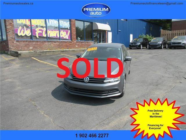 2015 Volkswagen Jetta 2.0L Trendline+ (Stk: 345667) in Dartmouth - Image 1 of 20