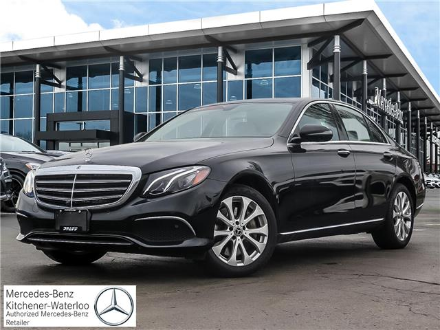 2019 Mercedes-Benz E-Class Base (Stk: 38853D) in Kitchener - Image 1 of 18