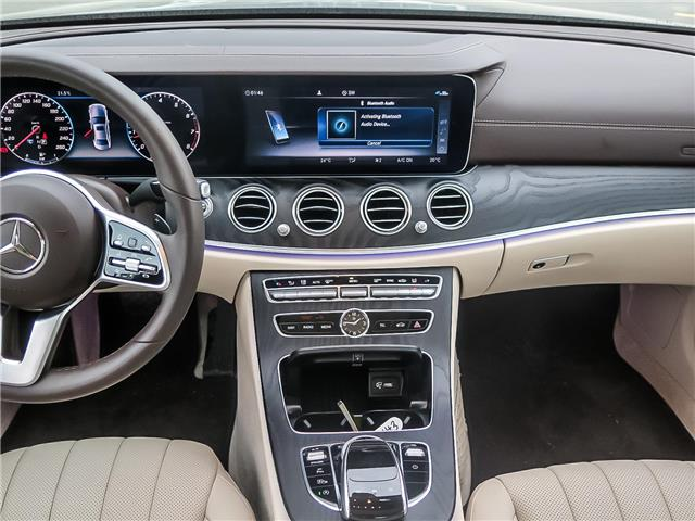 2019 Mercedes-Benz E-Class Base (Stk: 38853D) in Kitchener - Image 12 of 18