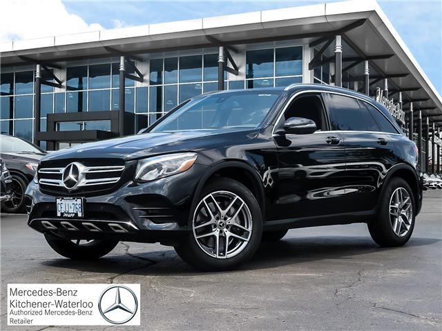 2019 Mercedes-Benz GLC 300 Base (Stk: 38867D) in Kitchener - Image 1 of 17