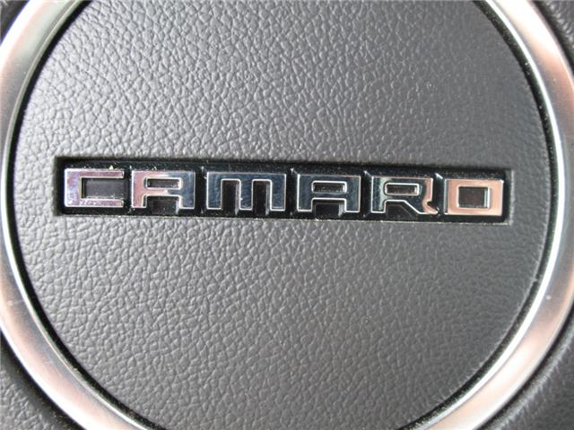 2018 Chevrolet Camaro 1SS (Stk: 1991831) in Moose Jaw - Image 19 of 28