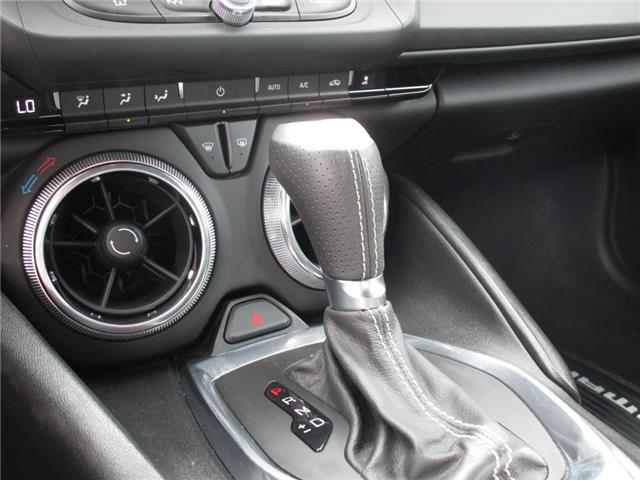 2018 Chevrolet Camaro 1SS (Stk: 1991831) in Moose Jaw - Image 21 of 28