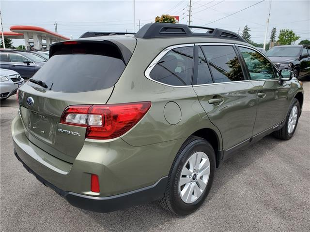 2016 Subaru Outback 2.5i Touring Package (Stk: U3664LD) in Whitby - Image 5 of 25