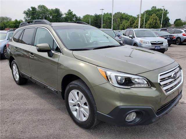 2016 Subaru Outback 2.5i Touring Package (Stk: U3664LD) in Whitby - Image 7 of 25