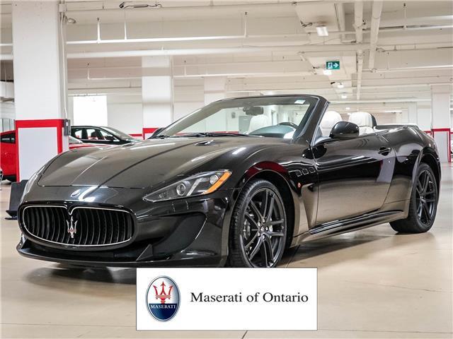 2016 Maserati GranTurismo  (Stk: U4284) in Vaughan - Image 1 of 22