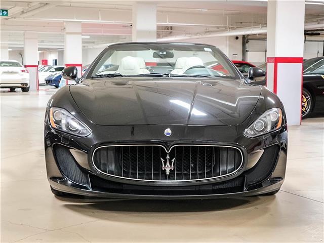 2016 Maserati GranTurismo  (Stk: U4284) in Vaughan - Image 2 of 22