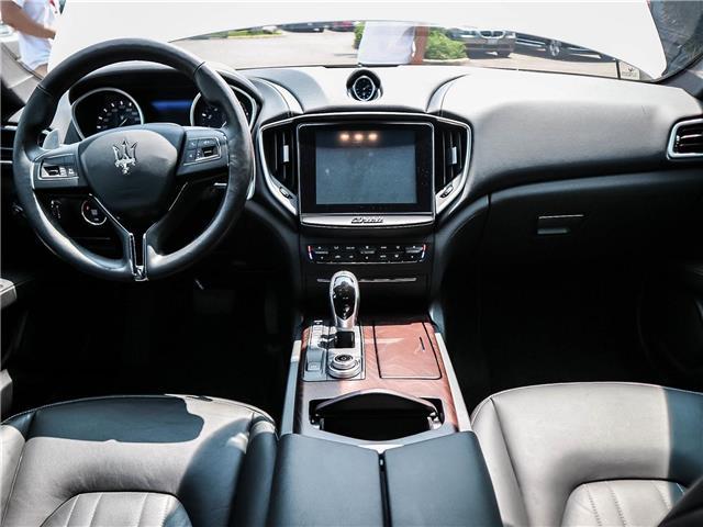 2017 Maserati Ghibli S Q4 (Stk: U4304) in Vaughan - Image 12 of 26