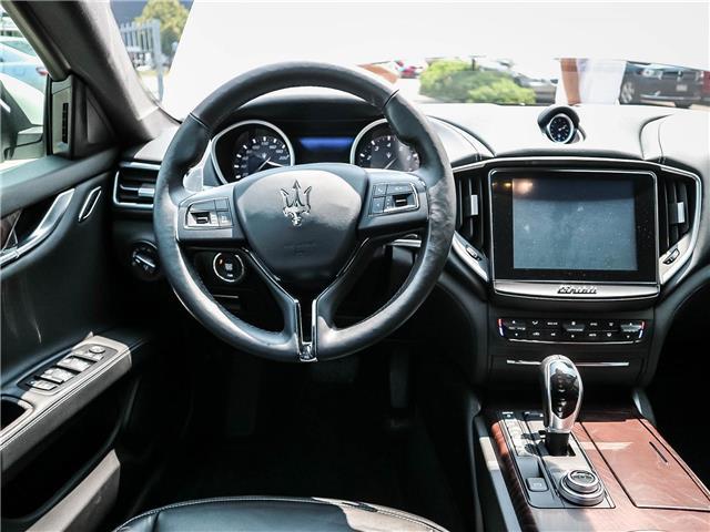 2017 Maserati Ghibli S Q4 (Stk: U4304) in Vaughan - Image 13 of 26