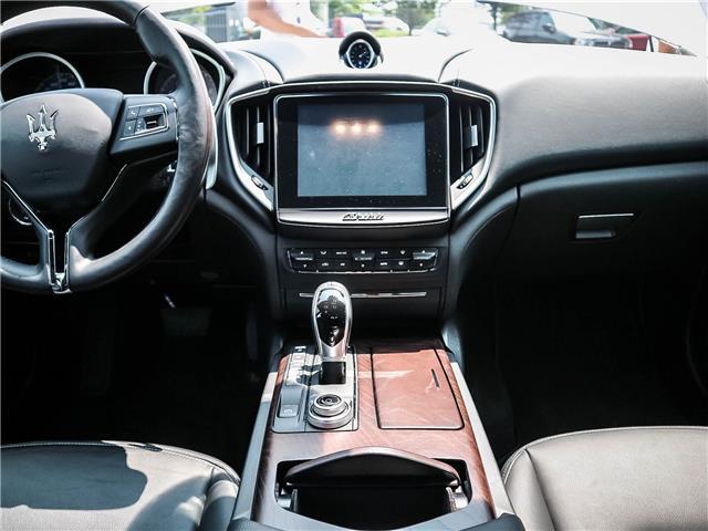 2017 Maserati Ghibli S Q4 (Stk: U4304) in Vaughan - Image 14 of 26