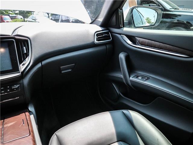 2017 Maserati Ghibli S Q4 (Stk: U4304) in Vaughan - Image 15 of 26