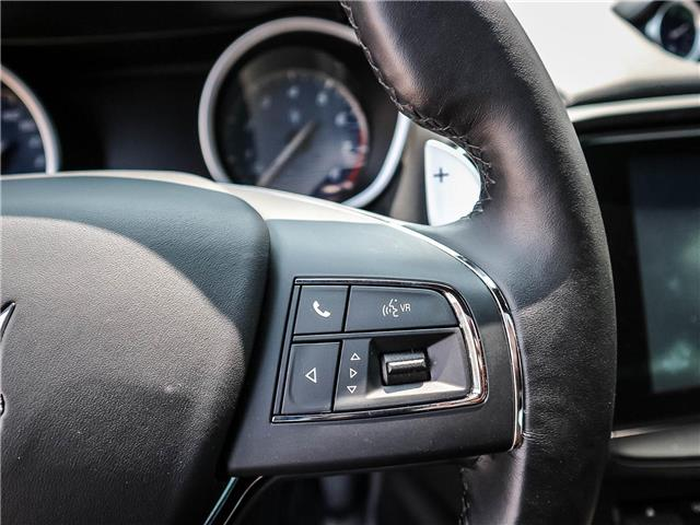 2017 Maserati Ghibli S Q4 (Stk: U4304) in Vaughan - Image 23 of 26