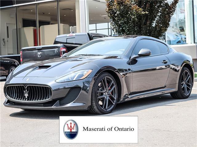 2015 Maserati GranTurismo MC (Stk: U4314) in Vaughan - Image 1 of 25