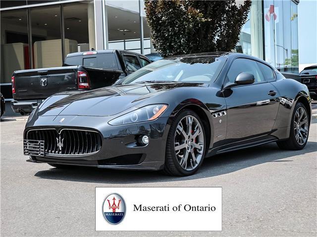 2012 Maserati GranTurismo  (Stk: U4323) in Vaughan - Image 1 of 23