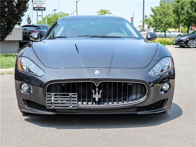 2012 Maserati GranTurismo  (Stk: U4323) in Vaughan - Image 2 of 23