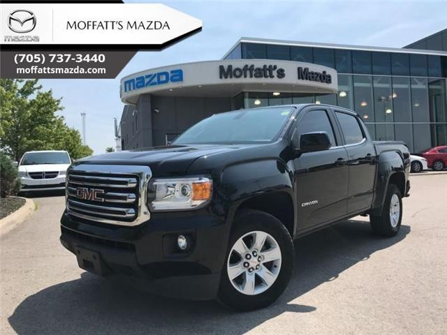 2017 GMC Canyon SLE (Stk: 27666) in Barrie - Image 1 of 27