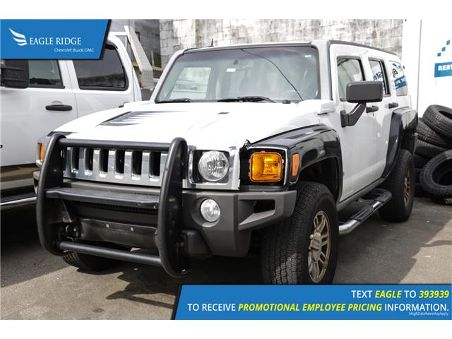 2007 Hummer H3 SUV Base (Stk: 079633) in Coquitlam - Image 1 of 4