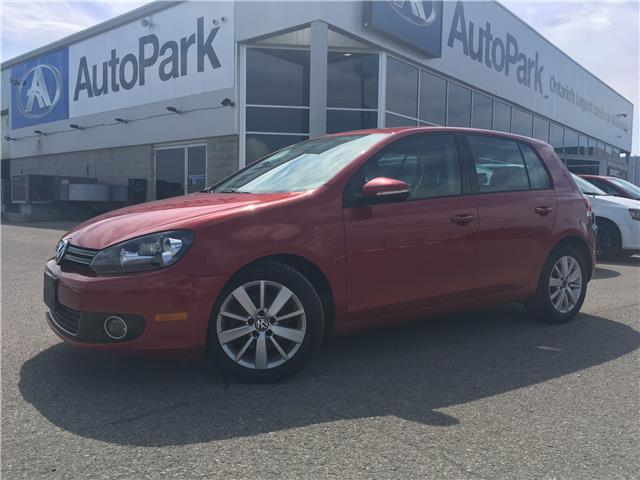 2012 Volkswagen Golf 2.0 TDI Comfortline (Stk: 12-71663JB) in Barrie - Image 1 of 25