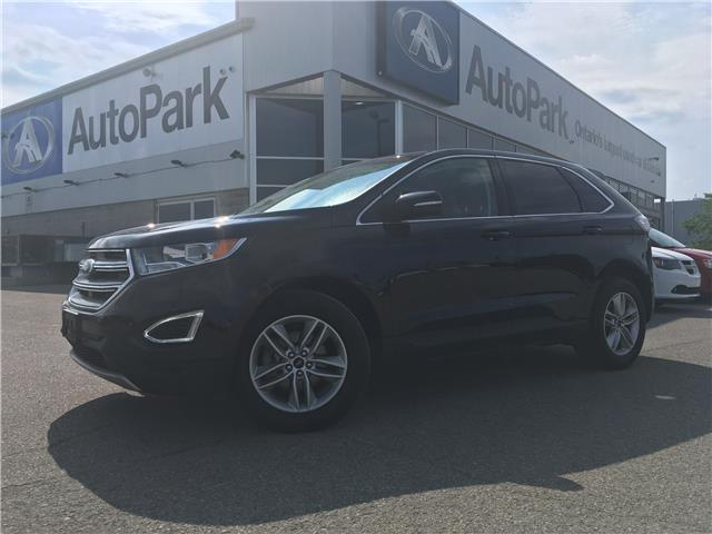 2016 Ford Edge SEL (Stk: 16-54232MB) in Barrie - Image 1 of 27