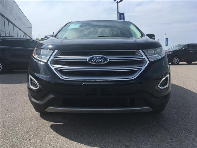 2016 Ford Edge SEL (Stk: 16-54232MB) in Barrie - Image 2 of 27