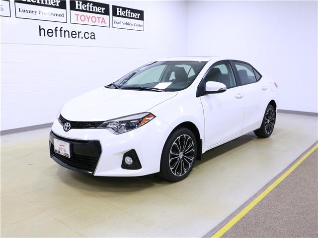 2016 Toyota Corolla S (Stk: 195622) in Kitchener - Image 1 of 32