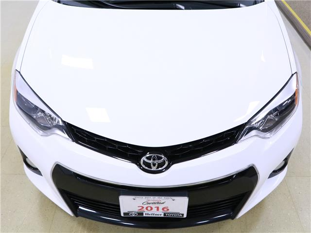 2016 Toyota Corolla S (Stk: 195622) in Kitchener - Image 27 of 32