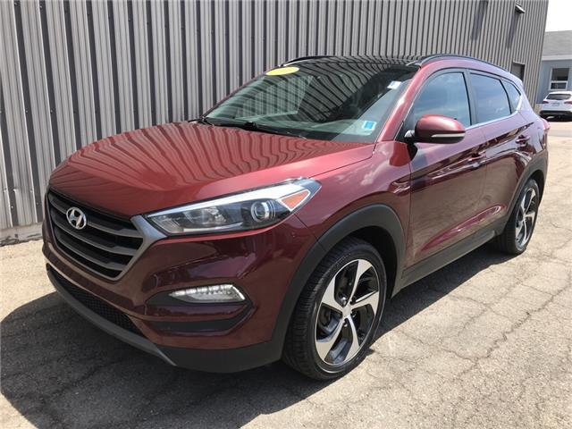 2016 Hyundai Tucson Limited (Stk: U3466) in Charlottetown - Image 1 of 24