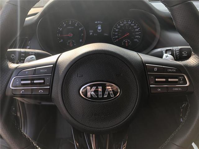 2019 Kia Stinger GT-Line (Stk: K190061) in Toronto - Image 15 of 22