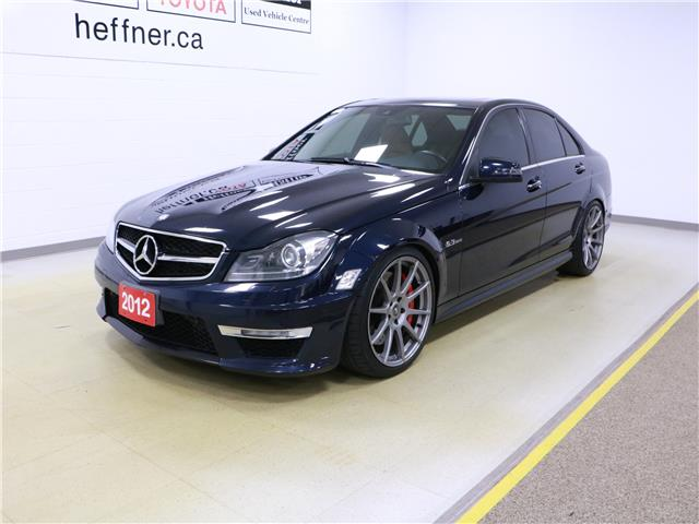 2012 Mercedes-Benz C-Class Base (Stk: 197175) in Kitchener - Image 1 of 31