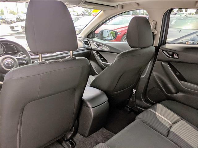2018 Mazda Mazda3 GS (Stk: K7834A) in Peterborough - Image 16 of 24