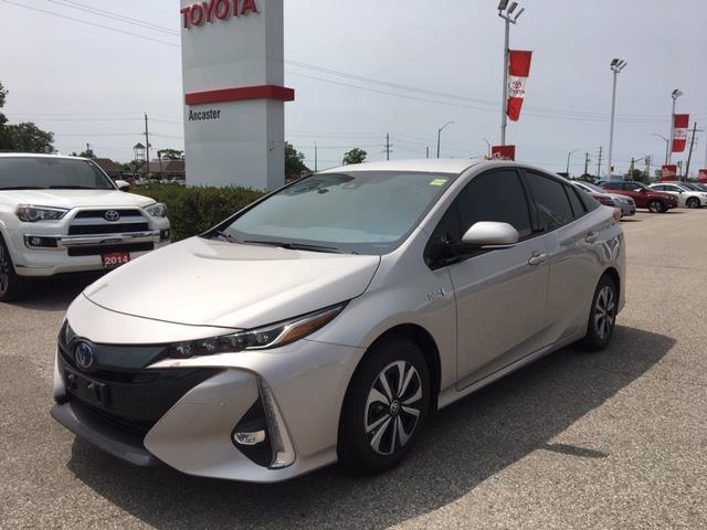 2018 Toyota Prius Prime Upgrade (Stk: 3844) in Ancaster - Image 1 of 21