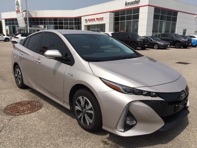 2018 Toyota Prius Prime Upgrade (Stk: 3844) in Ancaster - Image 2 of 21