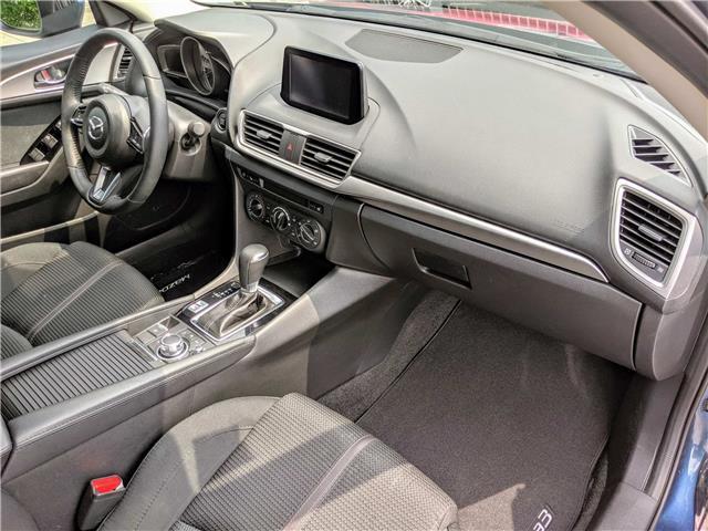 2018 Mazda Mazda3 GS (Stk: K7834A) in Peterborough - Image 11 of 24