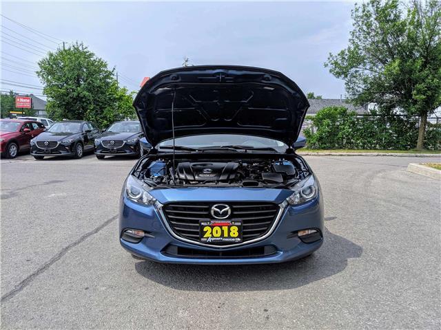 2018 Mazda Mazda3 GS (Stk: K7834A) in Peterborough - Image 21 of 24