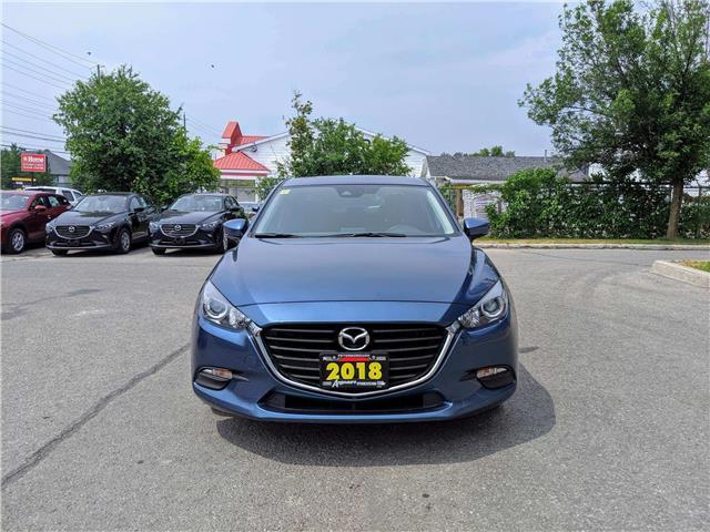 2018 Mazda Mazda3 GS (Stk: K7834A) in Peterborough - Image 2 of 24