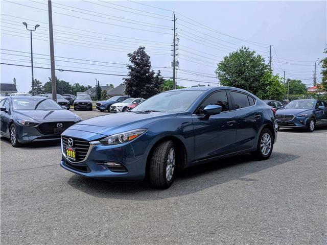 2018 Mazda Mazda3 GS (Stk: K7834A) in Peterborough - Image 3 of 24