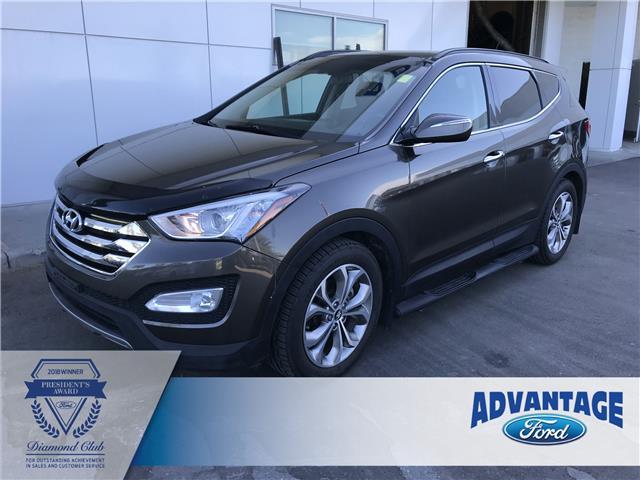 2014 Hyundai Santa Fe Sport  (Stk: K-107B) in Calgary - Image 1 of 24