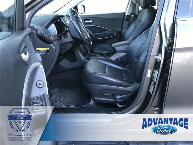 2014 Hyundai Santa Fe Sport  (Stk: K-107B) in Calgary - Image 2 of 24