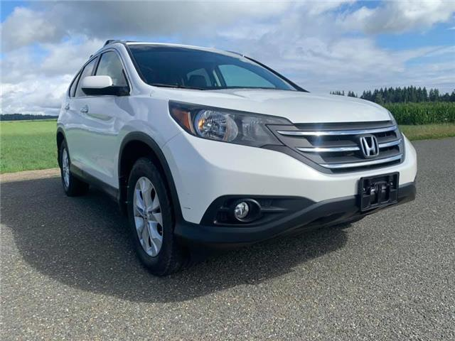 2012 Honda CR-V Touring (Stk: h103107) in Courtenay - Image 1 of 27