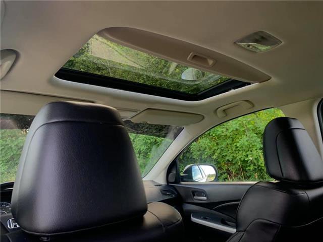 2012 Honda CR-V Touring (Stk: h103107) in Courtenay - Image 13 of 27