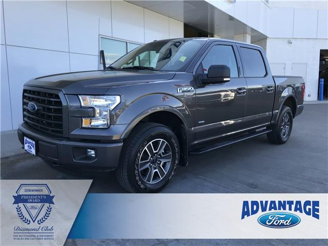 2016 Ford F-150 XLT (Stk: K-978A) in Calgary - Image 1 of 16
