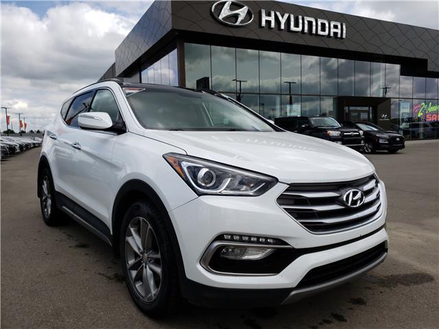 2017 Hyundai Santa Fe Sport 2.0T Limited (Stk: H2342A) in Saskatoon - Image 1 of 18