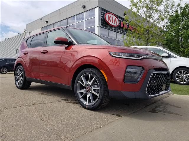 2020 Kia Soul EX Limited (Stk: 21830) in Edmonton - Image 1 of 19