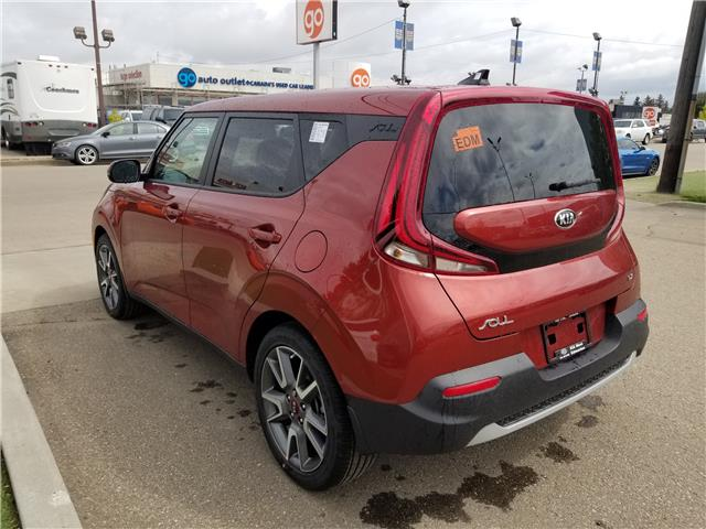 2020 Kia Soul EX Limited (Stk: 21830) in Edmonton - Image 5 of 19
